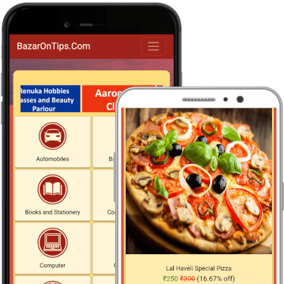 BazarOnTips Android App