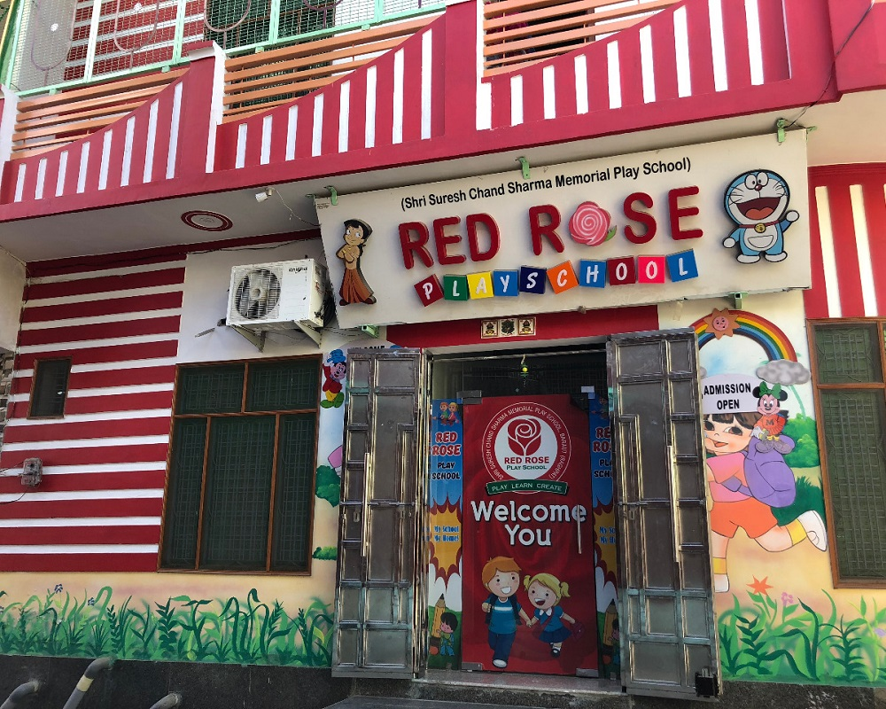 red-rose-play-school